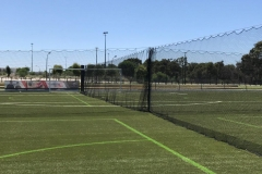 Custom Made - Portable dividing nets - to section off playing fields in different configurations