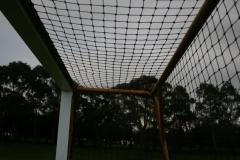 Custom made hockey goal nets