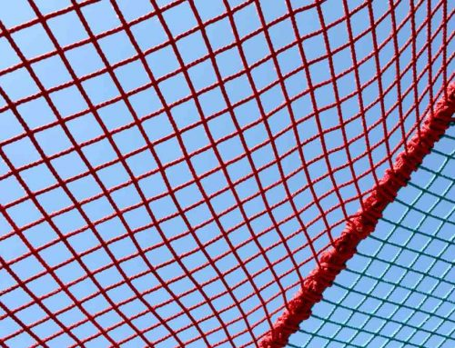 Safety Netting for Fall Protection